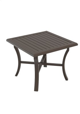 """Banchetto 36"""" Square Dining Table"""