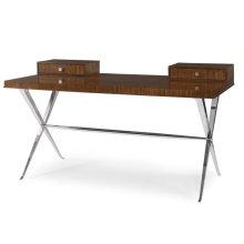 Omni Desk With Metal Base