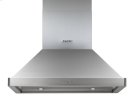 """Discovery 42"""" Island Celing-Mounted Hood, in Stainless Steel Product Image"""