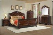 Southern Belle Sleigh Bedroom