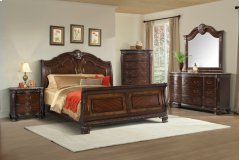 Southern Belle Sleigh Bedroom Product Image