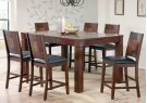 Solid Wood Barstool w/ cushion Product Image