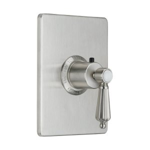 "San Clemente Styletherm (R) 3/4"" Thermostatic Trim Only - Polished Brass Uncoated"