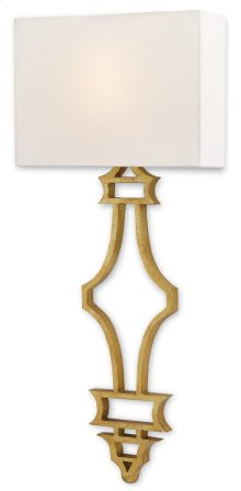 Eternity Gold Wall Sconce