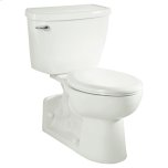 American StandardYorkville 1.6 gpf Elongated Pressure Assisted Toilet - White