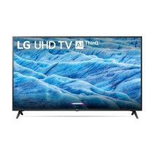 LG 55 inch Class 4K Smart UHD TV w/AI ThinQ® (54.6'' Diag)