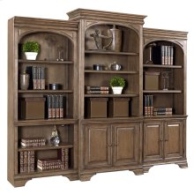 """84"""" Door Bookcase"""