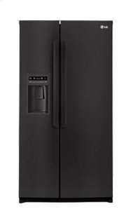 Ultra-Large Capacity Side-by-Side Refrigerator with Ice & Water Dispenser
