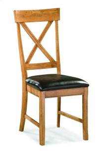 Family Dining X Back Side Chair Product Image