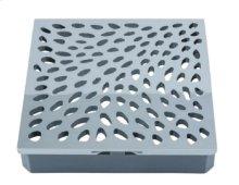 Mountain Re-Vive - Designer Series Flow Shower Grid (Brass Sleeve) - Brushed Nickel