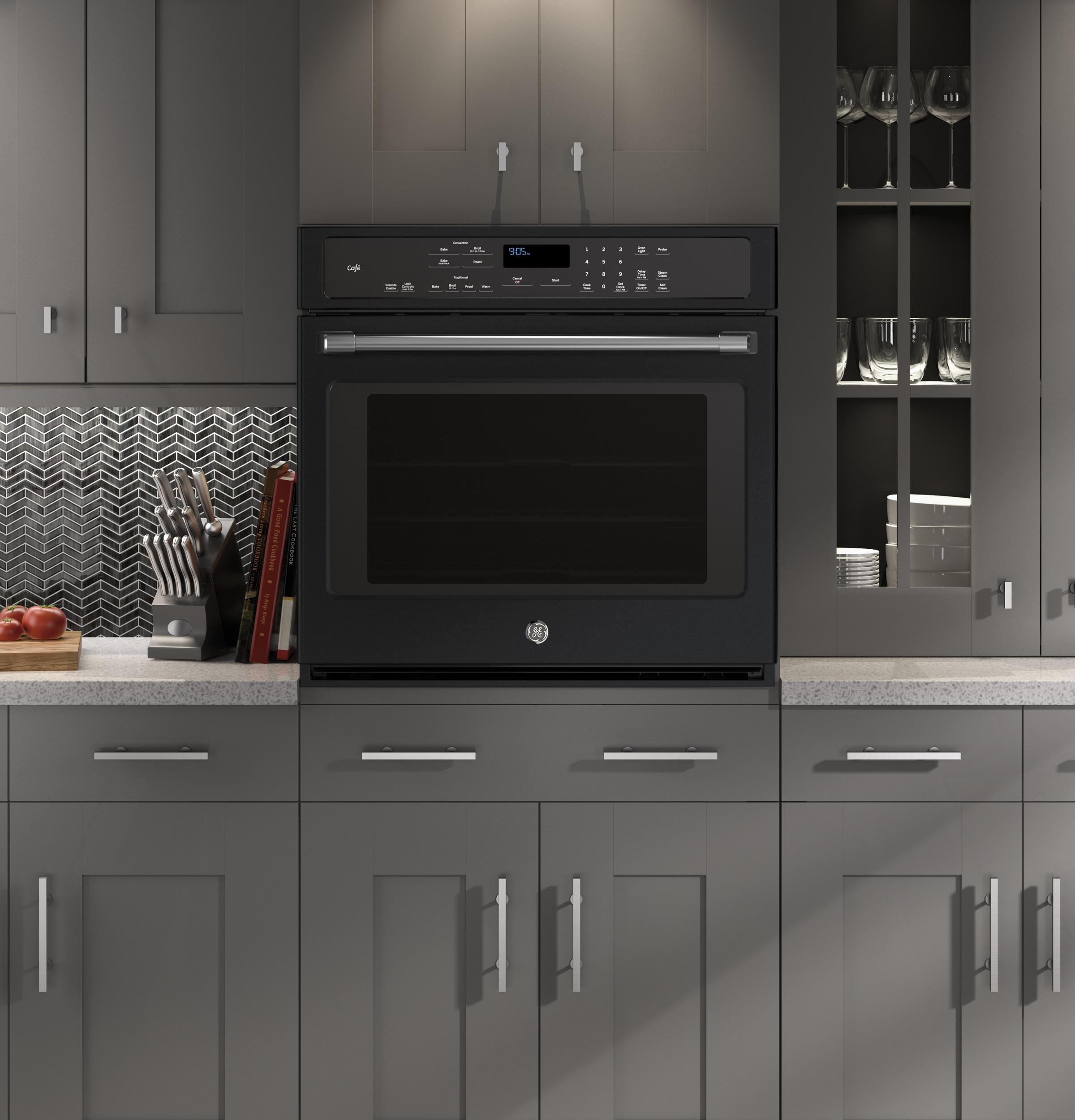 CT9050EKDS in Black Slate by GE Appliances in Tampa FL GE Cafe