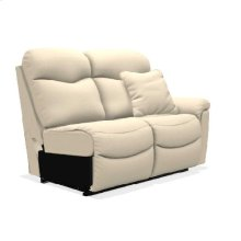 James Left-Arm Sitting Reclining Loveseat