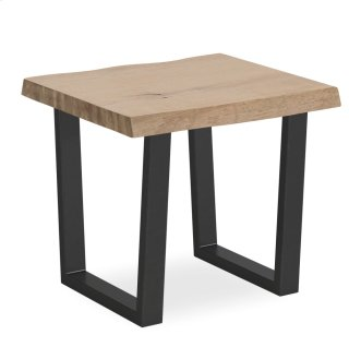 Oak Mill End Table
