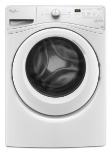 4.2 cu.ft Compact Front Load Washer with Adaptive Wash Technology, 8 cycles
