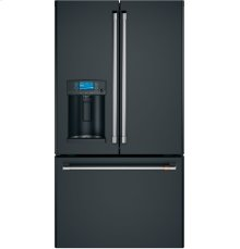 Café ENERGY STAR ® 22.2 Cu. Ft. Counter-Depth French-Door Refrigerator with Hot Water Dispenser
