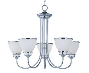 Novus 5-Light Chandelier