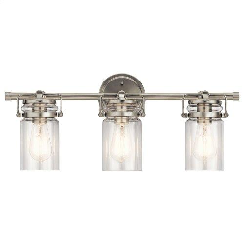 Brinley Collection Brinley 3 Light Bath Light NI
