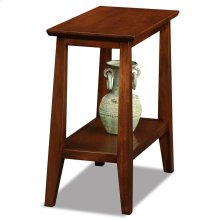 Narrow Chairside Table - Delton Collection #10405