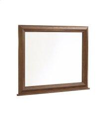 Attic Heirlooms Dresser Mirror, Natural Oak Stain