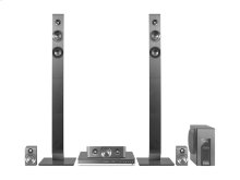Panasonic BTT465: 1000W (RMS) Smart Network 3D Blu-Ray Disc Home Theater System