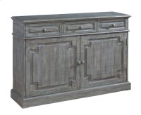 Credenza - Antique Eucalyptus Finish Product Image