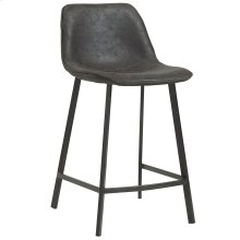 Buren 26'' Counter Stool, set of 2, in Vintage Grey