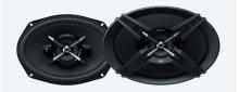 6 x 9 in (16 x 24 cm) High Power 3-way Speakers
