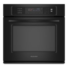 """Single Oven 30"""" Width 4.3 cu. ft. Capacity Even-Heat™ True Convection System Architect® Series II"""