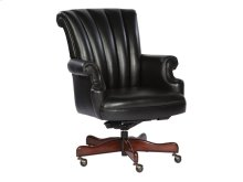 Black Leather Executive Chair