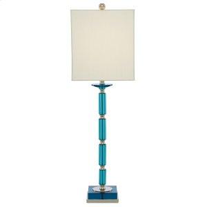 Copula Blue Table Lamp