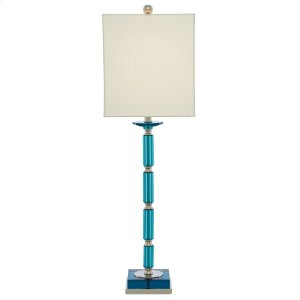 Copula Blue Table Lamp