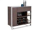 Dalton Cocktail Bar - Brown Product Image