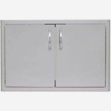 Blaze 32 Inch Double Access Door with Paper Towel Holder
