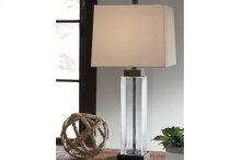 Glass Table Lamp (2/CN)
