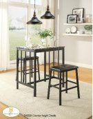 3pc/1 Pack Counter-height Set Product Image