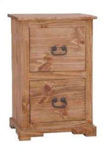 2 Dwr File Cabinet