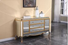 HOT BUY CLEARANCE!!! Camille in Gold Leaf Cabinet