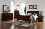 """Orleans Nightstand, Cherry 21""""x15""""x23"""" Product Image"""
