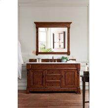 "Brookfield 60"" Single Bathroom Vanity"
