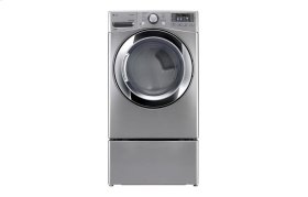 7.4 cu. ft. Ultra Large Capacity SteamDryer w/ NFC Tag On (Gas)
