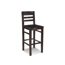 "HH-8725  Graphic 30"" Bar Stool  Set of 2"