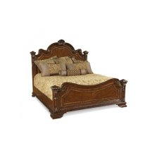 Old World Queen Estate Bed