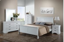 Belleview White Bedroom