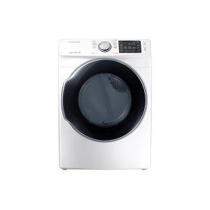 Samsung7.4 cu. ft. Gas Dryer in White