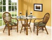 Amarillo Round Cafe Table