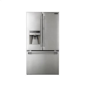 Signature Kitchen Suite36-inch Counter-Depth French Door Refrigerator