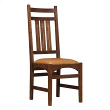 Side Chair, Oak Harvey Ellis Side Chair, With Inlay