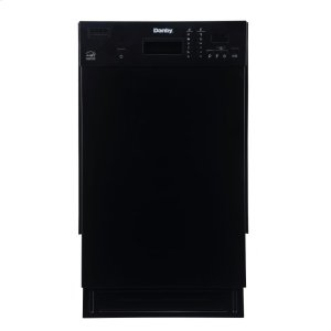 "DanbyDanby 18"" Black Built In Dishwasher"