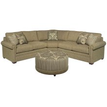 Hickorycraft Sectional (F9123-Sect)