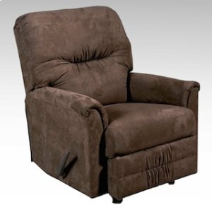 100 Sienna Chocolate Rocker Recliner